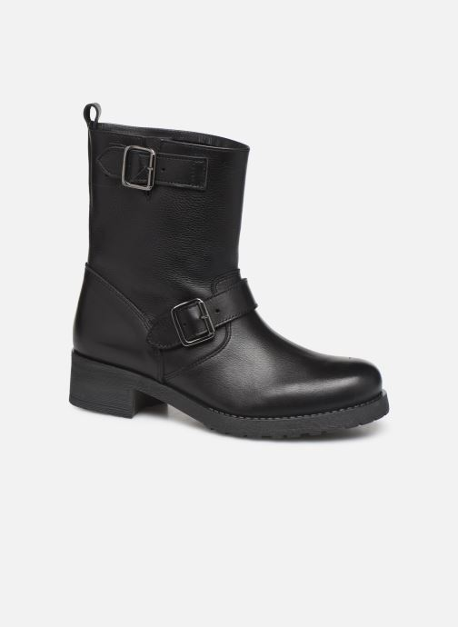 Boots en enkellaarsjes Georgia Rose Amota Zwart detail