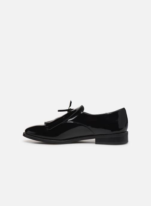 Chaussures à lacets Georgia Rose Amadia Noir vue face