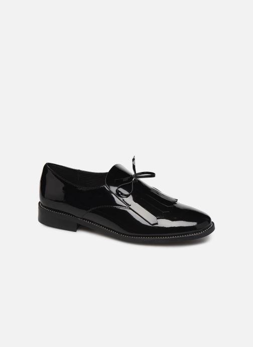 Zapatos con cordones Georgia Rose Amadia Negro vista de detalle / par