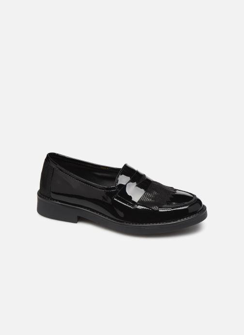 Loafers Georgia Rose Gagrocou Sort detaljeret billede af skoene