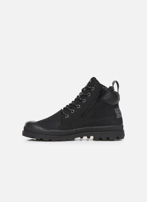 Ankle boots Palladium Pampa Sc Outsider Wp Black front view