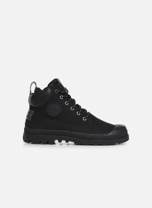 Ankle boots Palladium Pampa Sc Outsider Wp Black back view