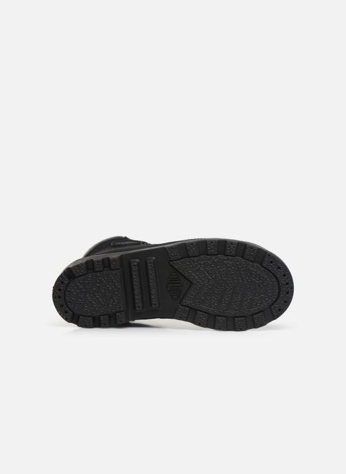 Stiefeletten & Boots Palladium Pampa Sc Outsider Wp schwarz ansicht von oben