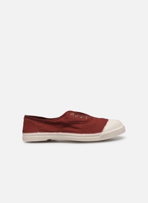 Trainers Bensimon Tennis Elly F Burgundy back view