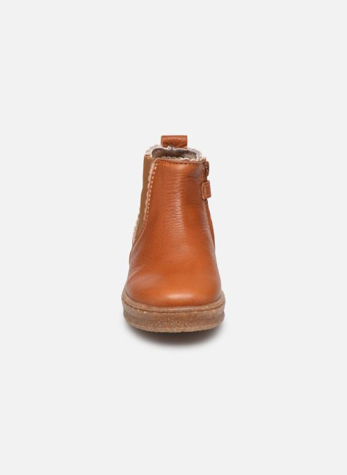 Bottines et boots Bisgaard Siggi Marron vue portées chaussures