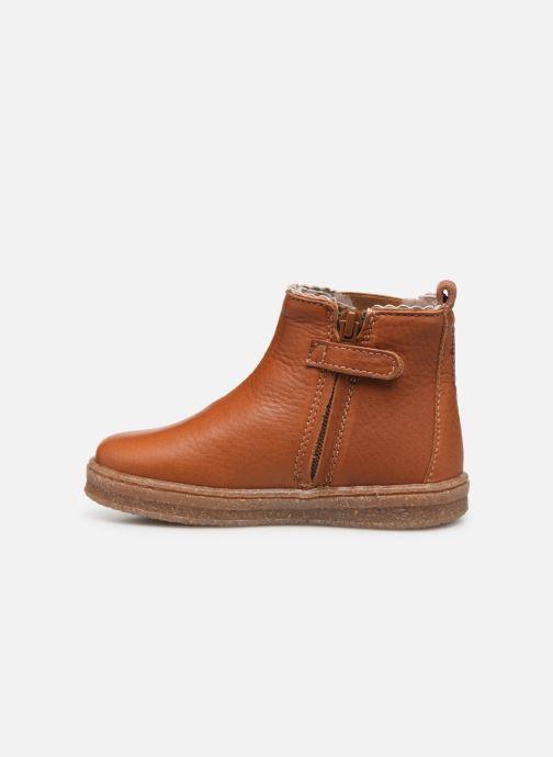 Bottines et boots Bisgaard Siggi Marron vue face