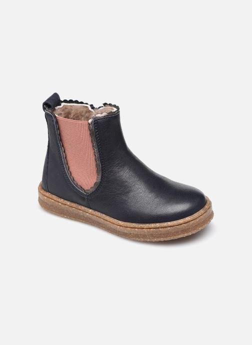 Bottines et boots Bisgaard Siggi Bleu vue détail/paire