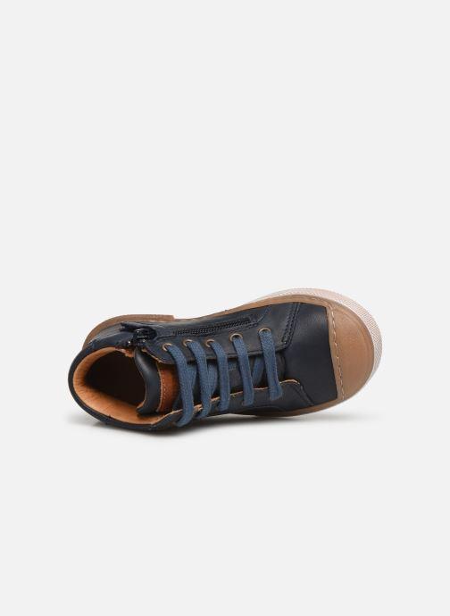 Sneakers Bisgaard Holger Azzurro immagine sinistra