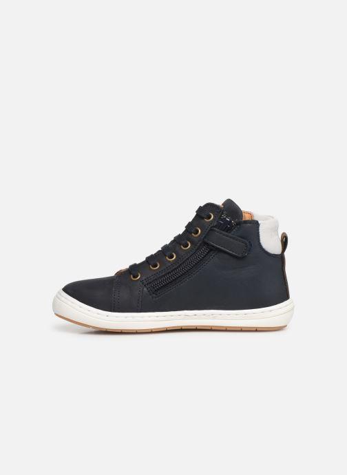 Sneakers Bisgaard Villum Blauw voorkant