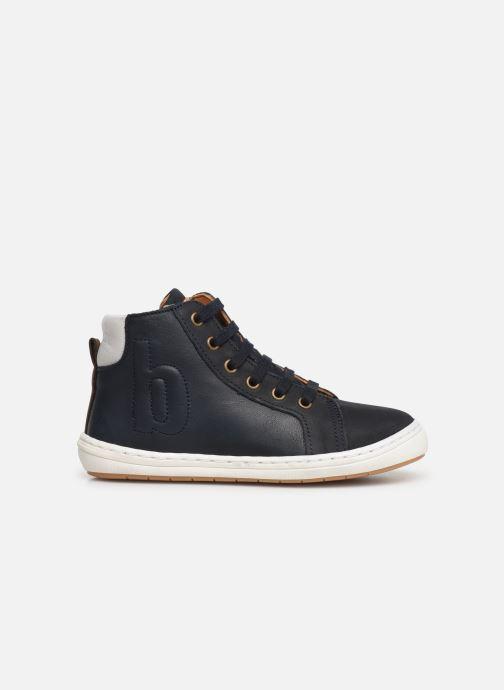 Sneaker Bisgaard Villum blau ansicht von hinten