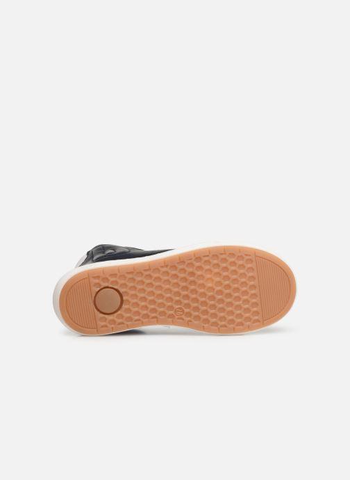 Sneaker Bisgaard Villum blau ansicht von oben