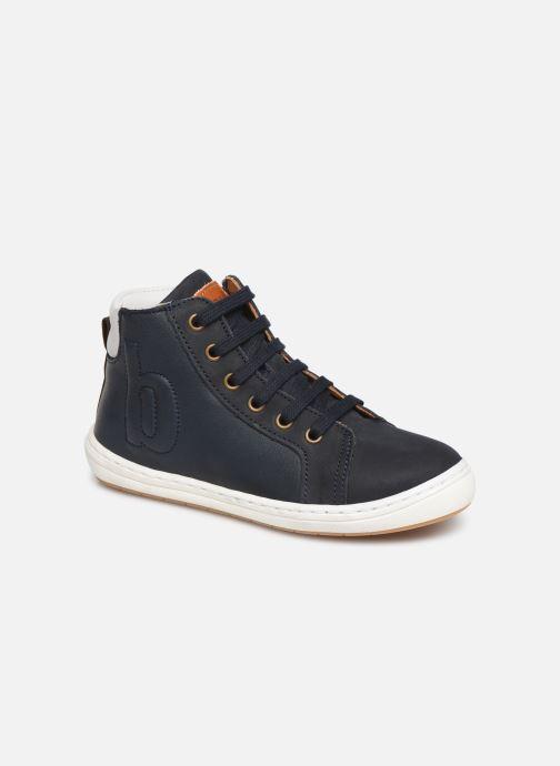 Sneaker Bisgaard Villum blau detaillierte ansicht/modell