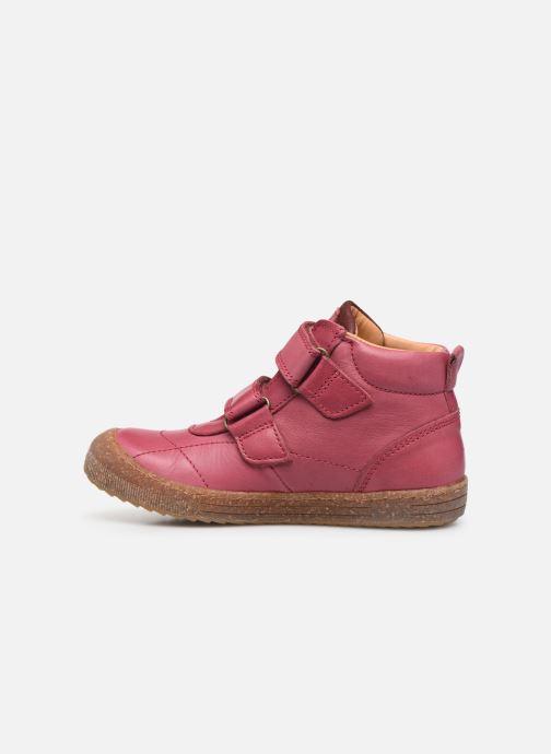 Sneaker Bisgaard Jamie rosa ansicht von vorne