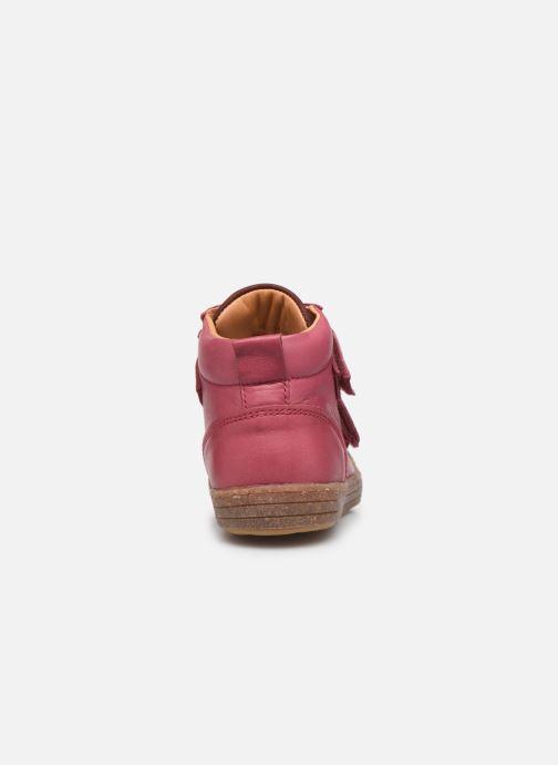 Sneaker Bisgaard Jamie rosa ansicht von rechts