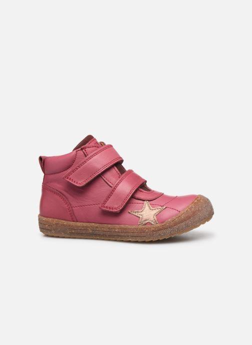 Sneaker Bisgaard Jamie rosa ansicht von hinten