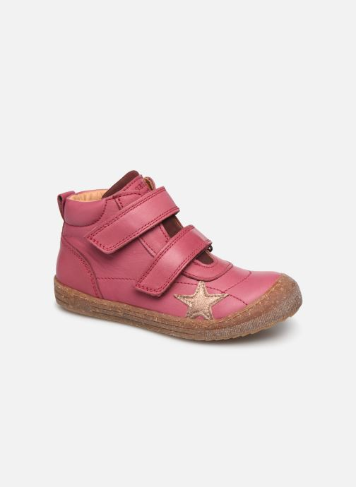 Sneaker Bisgaard Jamie rosa detaillierte ansicht/modell