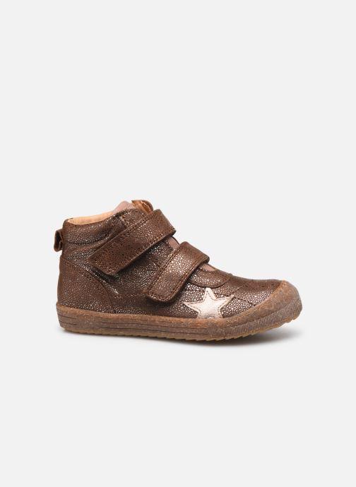 Sneakers Bisgaard Jamie Marrone immagine posteriore