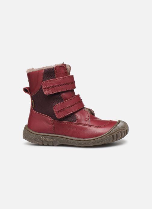 Støvler & gummistøvler Bisgaard Ela-Tex Bordeaux se bagfra