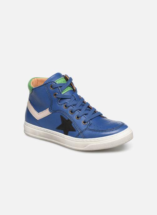 Sneaker Bisgaard Isak blau detaillierte ansicht/modell