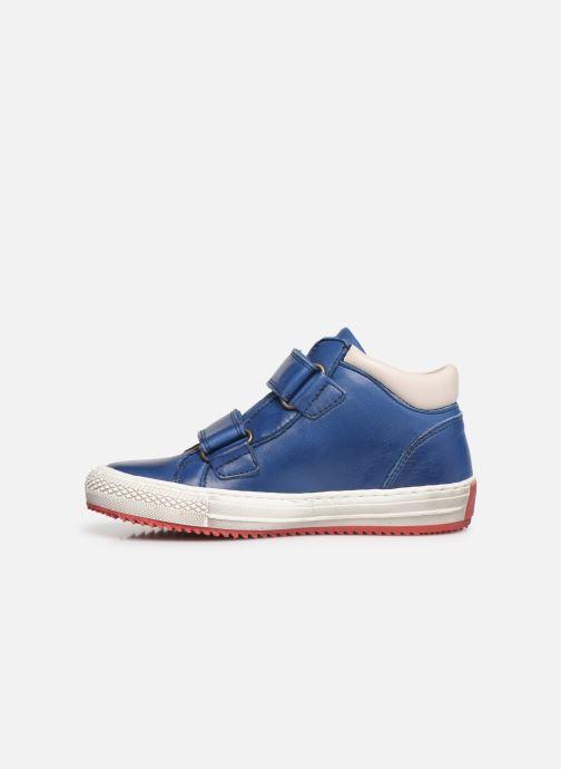 Sneaker Bisgaard Jacob blau ansicht von vorne