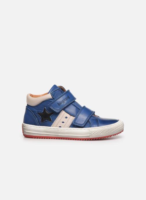 Sneaker Bisgaard Jacob blau ansicht von hinten