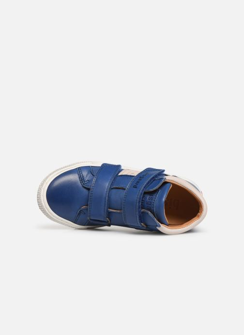 Sneaker Bisgaard Jacob blau ansicht von links