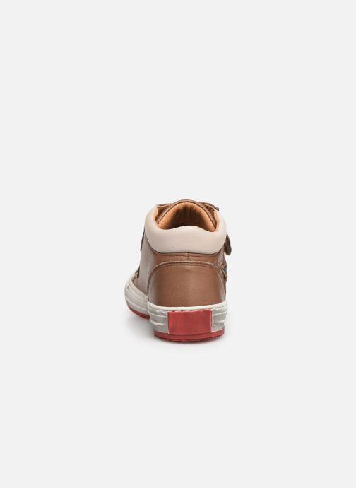 Sneakers Bisgaard Jacob Bruin rechts