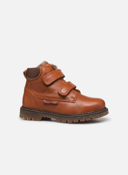 Bottines et boots Bisgaard Julius Marron vue derrière