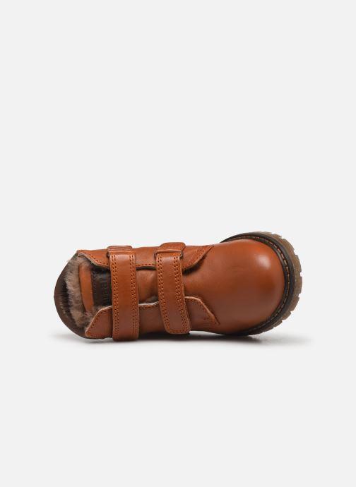 Stiefeletten & Boots Bisgaard Julius braun ansicht von links
