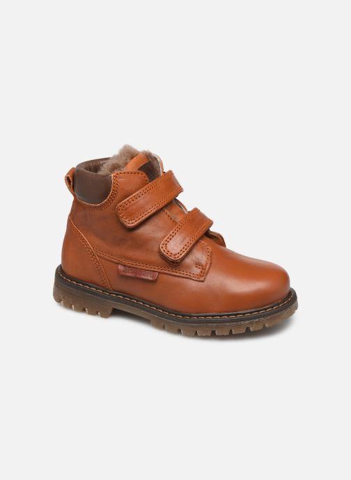 Ankle boots Bisgaard Julius Brown detailed view/ Pair view