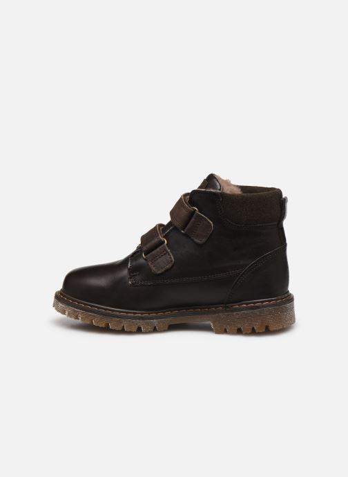 Stiefeletten & Boots Bisgaard Julius braun ansicht von vorne