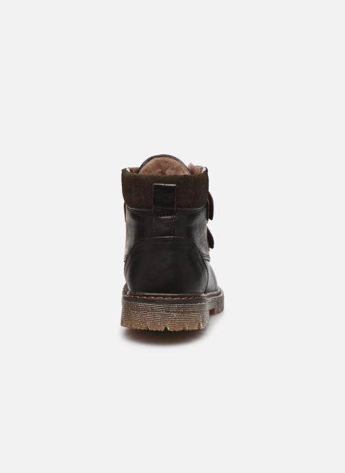 Stiefeletten & Boots Bisgaard Julius braun ansicht von rechts