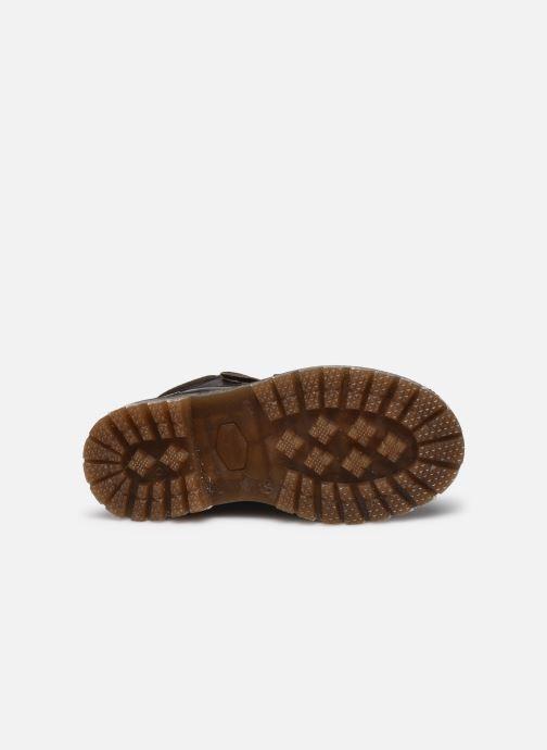 Stiefeletten & Boots Bisgaard Julius braun ansicht von oben