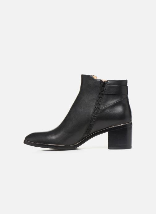 Bottines et boots JB MARTIN BLASCO Noir vue face