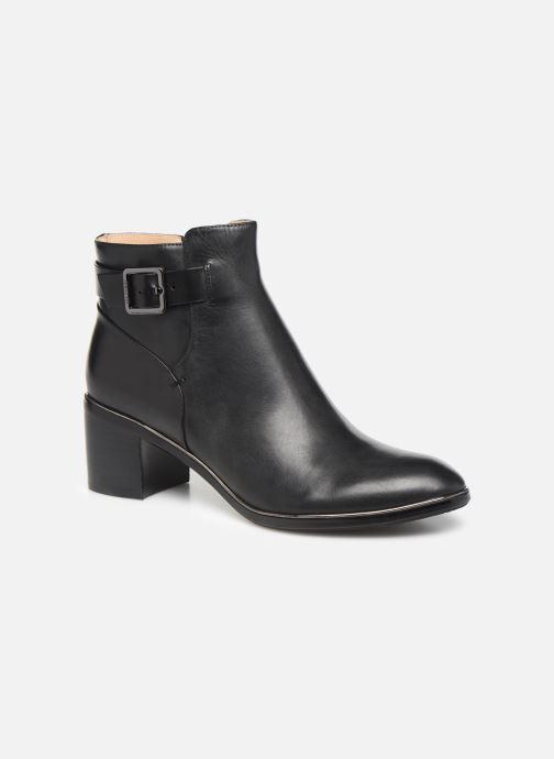 Bottines et boots JB MARTIN BLASCO Noir vue détail/paire