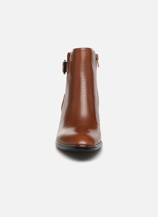 Bottines et boots JB MARTIN BLASCO Marron vue portées chaussures
