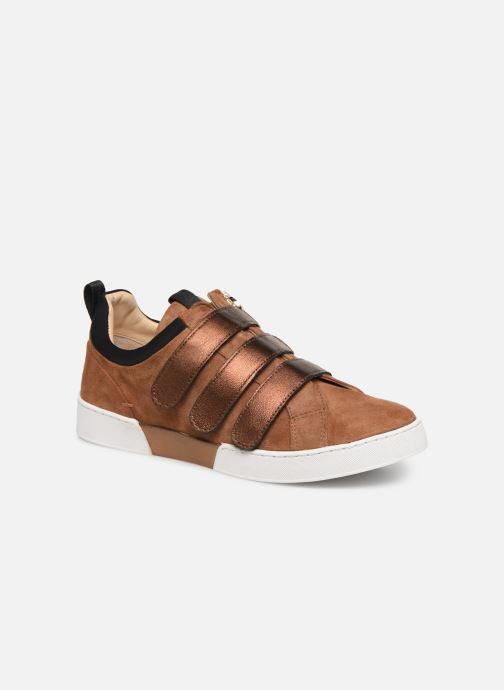 Sneaker JB MARTIN GERADO braun detaillierte ansicht/modell