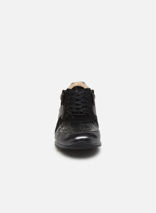 Baskets JB MARTIN 1 VERI Noir vue portées chaussures