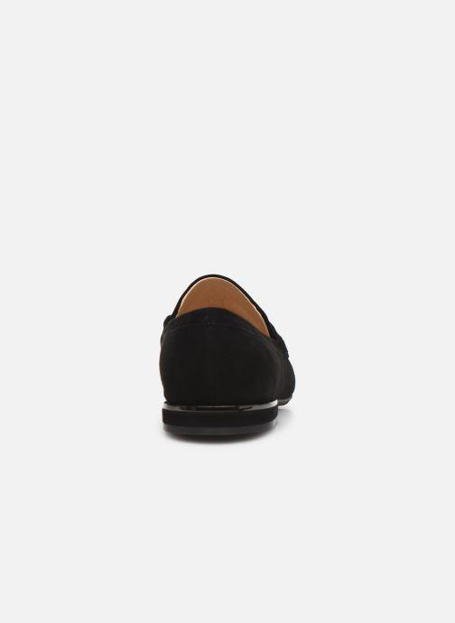 Loafers JB MARTIN 2ALBI Sort Se fra højre