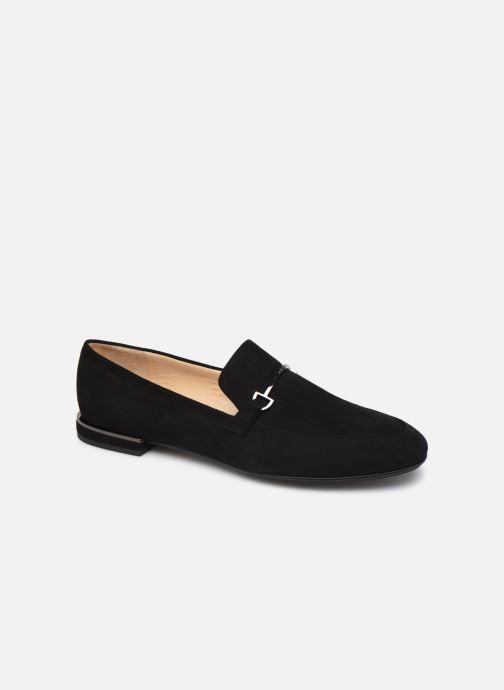 Loafers JB MARTIN 2ALBI Sort detaljeret billede af skoene