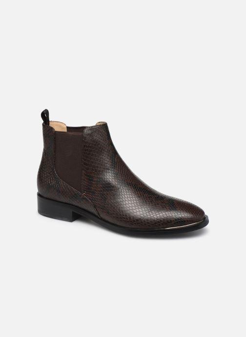 Bottines et boots JB MARTIN ROSITA Marron vue détail/paire
