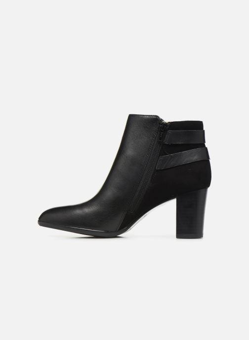 Bottines et boots JB MARTIN COLINE Noir vue face