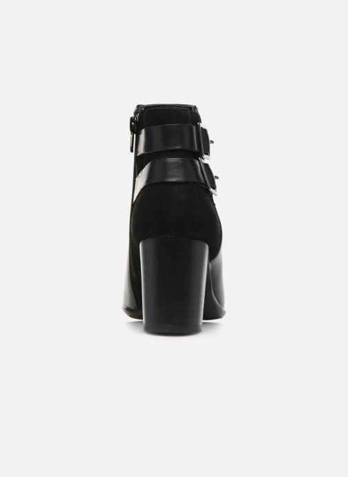 Bottines et boots JB MARTIN COLINE Noir vue droite