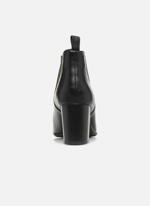 Bottines et boots JB MARTIN CAPPEL Noir vue droite