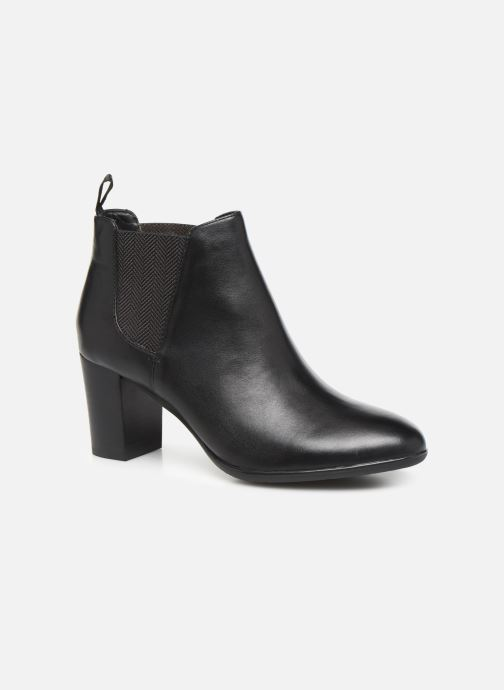 Bottines et boots JB MARTIN CAPPEL Noir vue détail/paire