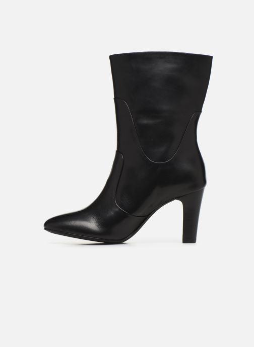 Bottines et boots JB MARTIN 4 VORENA Noir vue face