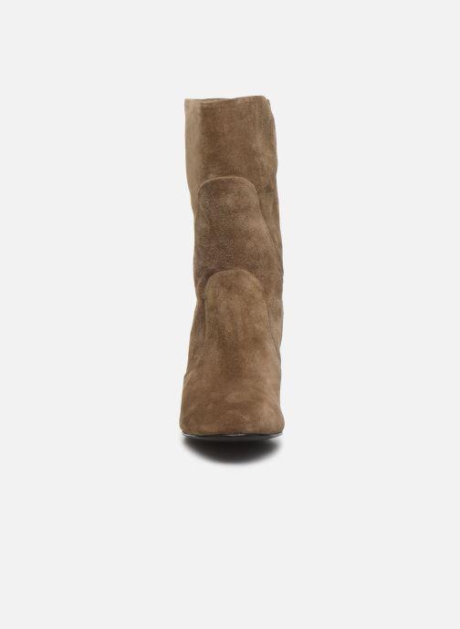 Bottines et boots JB MARTIN 4 VORENA Beige vue portées chaussures