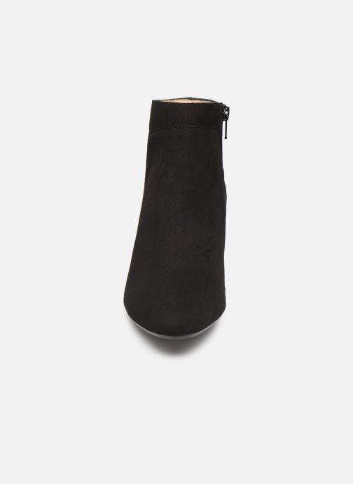 Bottines et boots JB MARTIN HELANA Noir vue portées chaussures