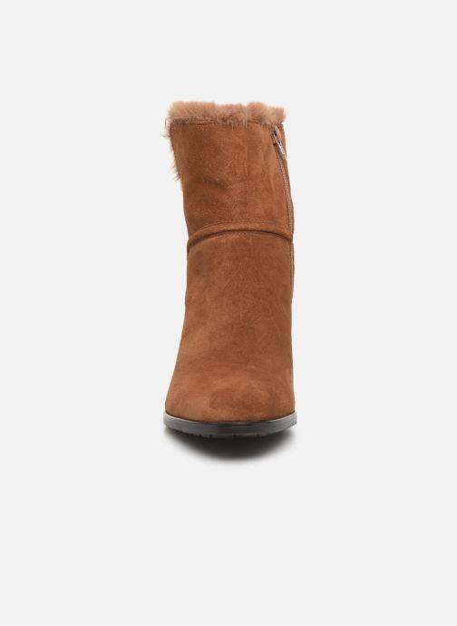 Bottines et boots JB MARTIN 4BIBLOS Marron vue portées chaussures