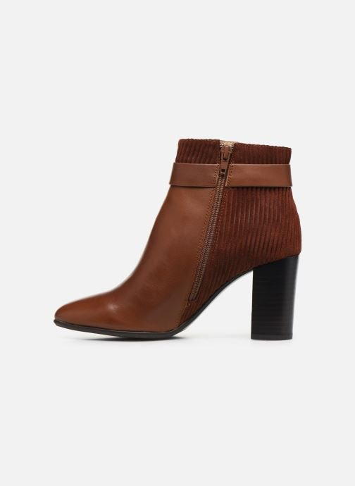 Bottines et boots JB MARTIN 3VENUS Marron vue face
